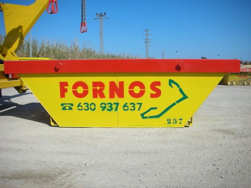 Servei de contenidors d'escombraries a Tarragona i Castelló