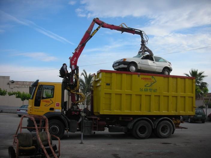 Servei de camió pop a Tarragona i Castelló