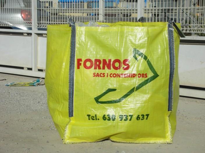 Servei de sacs de runa a Tarragona i Castelló